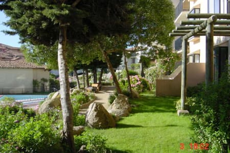 Departamento Playa Piscina Parque - El Quisco - Apartamento