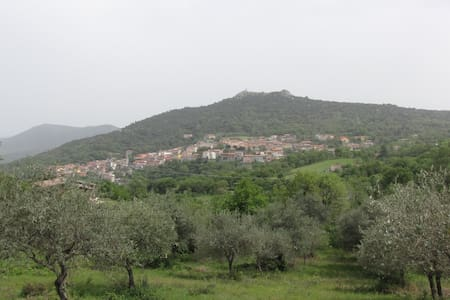 Mountain Holidays in Sardinia - Teti - Wohnung