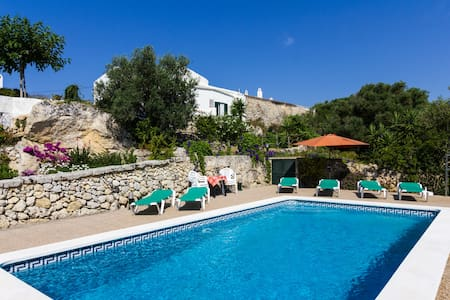 Farmhouse whit pool in Menorca - Alaior - Hus