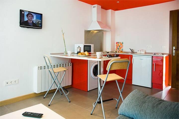 Apartamentos Naredo - Apto 3