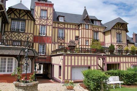 Apartment 35yr² near Deauville - Villerville - Wohnung