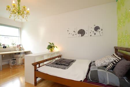 Big room, close to trade fair - Monaco - Appartamento