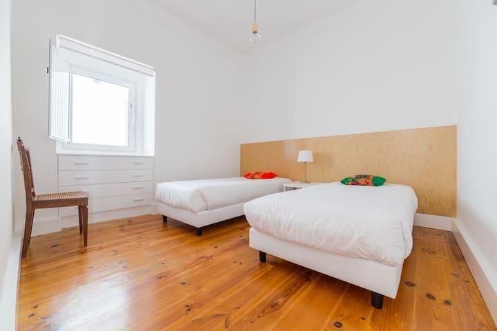 Quarto 3 / Room 3