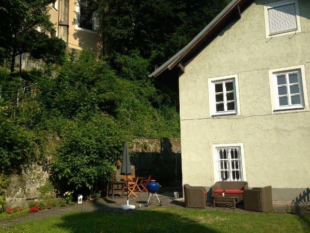 garden-apartement in the center - Salzburg - Apartemen
