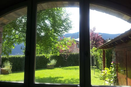 Xalet garden, rest in mountains - La Massana - Casa