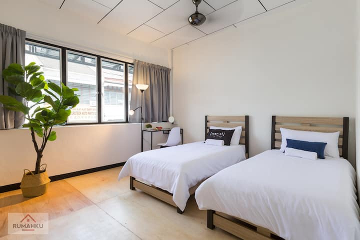 Asia Exec Room, Rumahku Express, Georgetown 亚洲行政套房