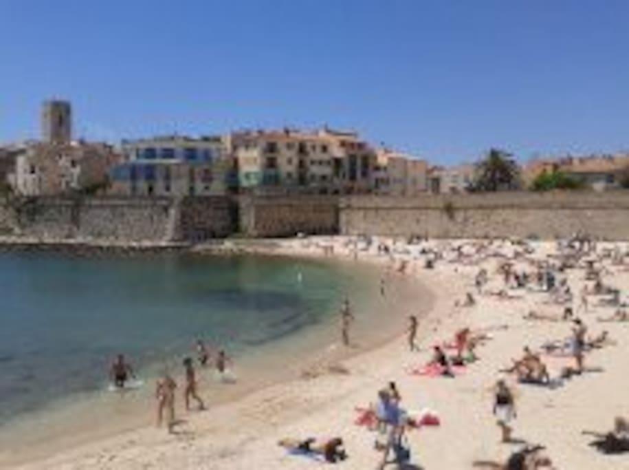 Anties beach