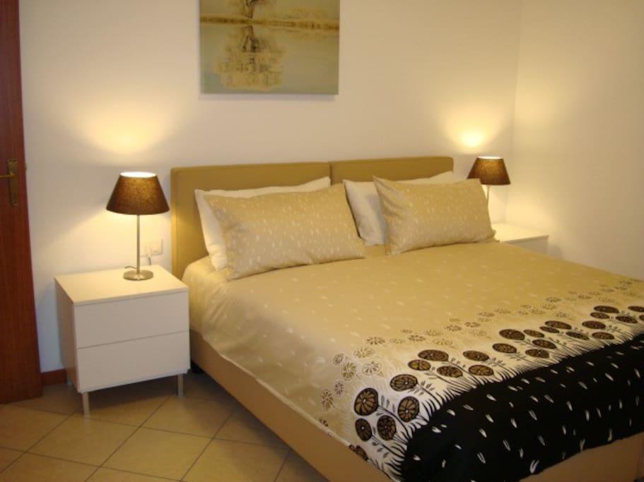Apart Giada - Camera da letto - Bedroom