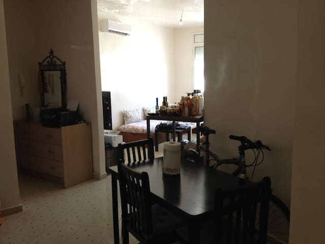 chambre à louer équipé à casablanca - Casablanca - Bed & Breakfast