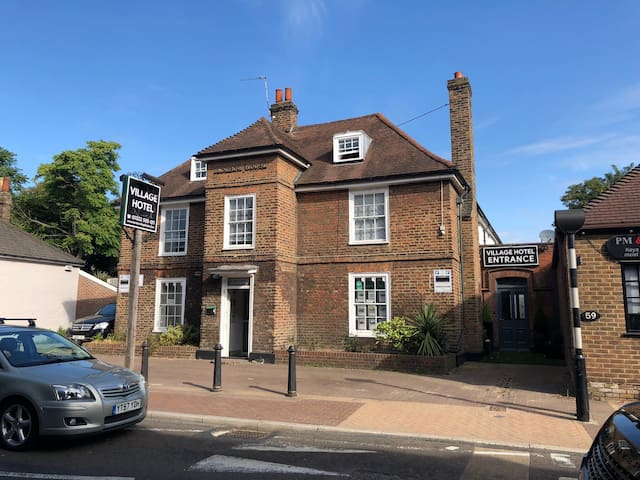 Greater London Boutique Hotel
