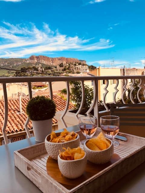 Vos vacances en plein coeur de Cassis