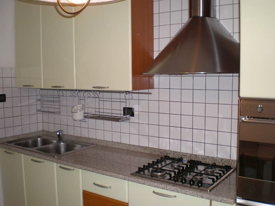 Cucina vista 1