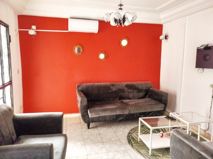 L'Appartement Rouge