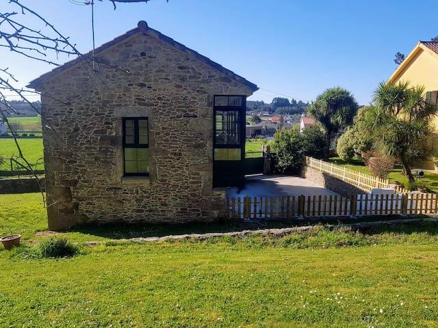 Casa Galipendre, no coração da Galiza