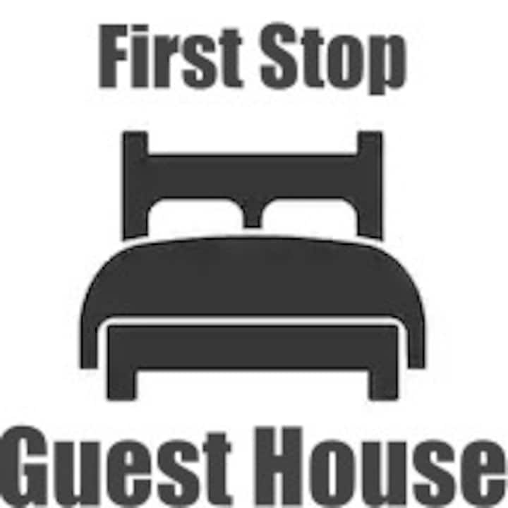First Stop Guest house