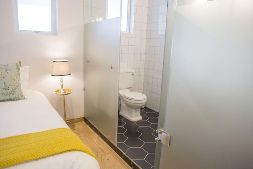 En-Suite Bathroom with Shower Only
