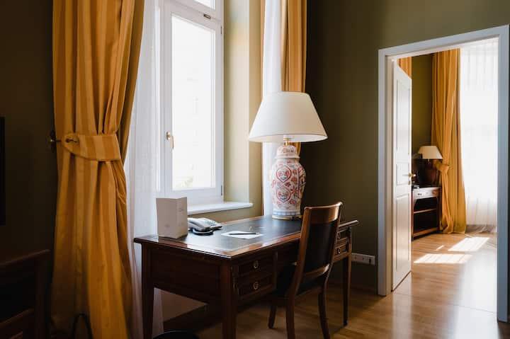 Grand Suite, right on Kurfürstendamm 63-95 sqm