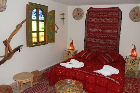 Riad Lahboul, tradition and comfort - Meknes