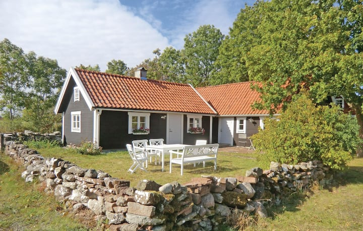Amazing home in Borgholm with 1 Bedrooms
