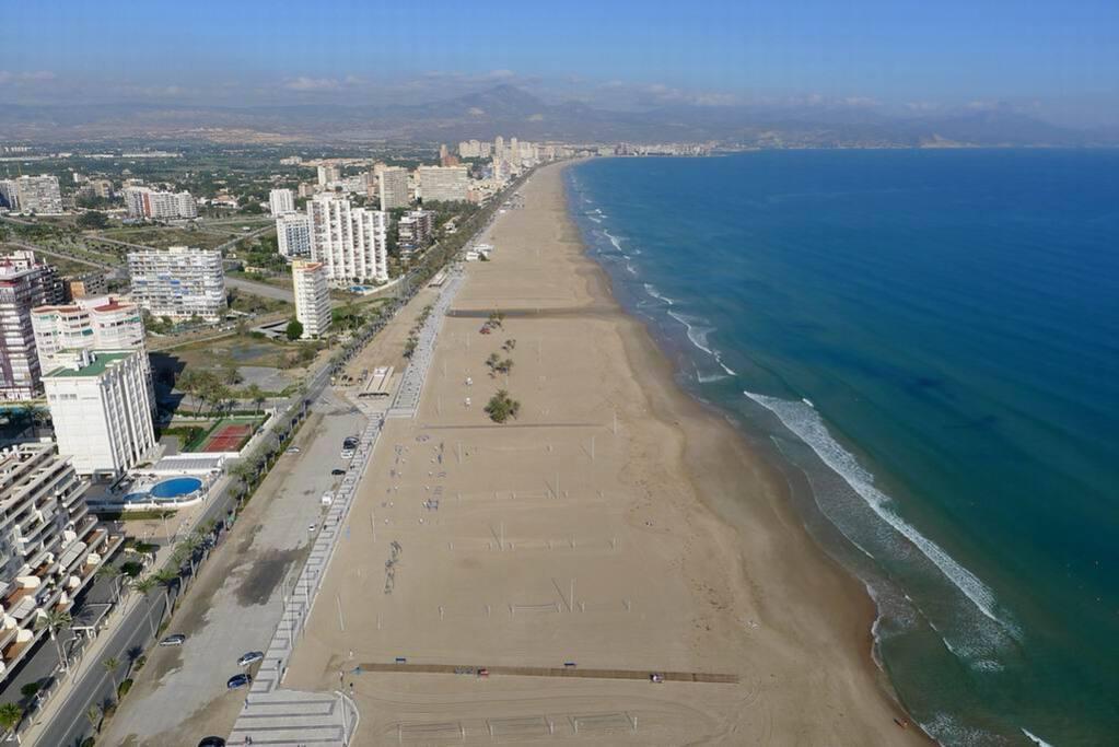 Playa San Juan-Alicante