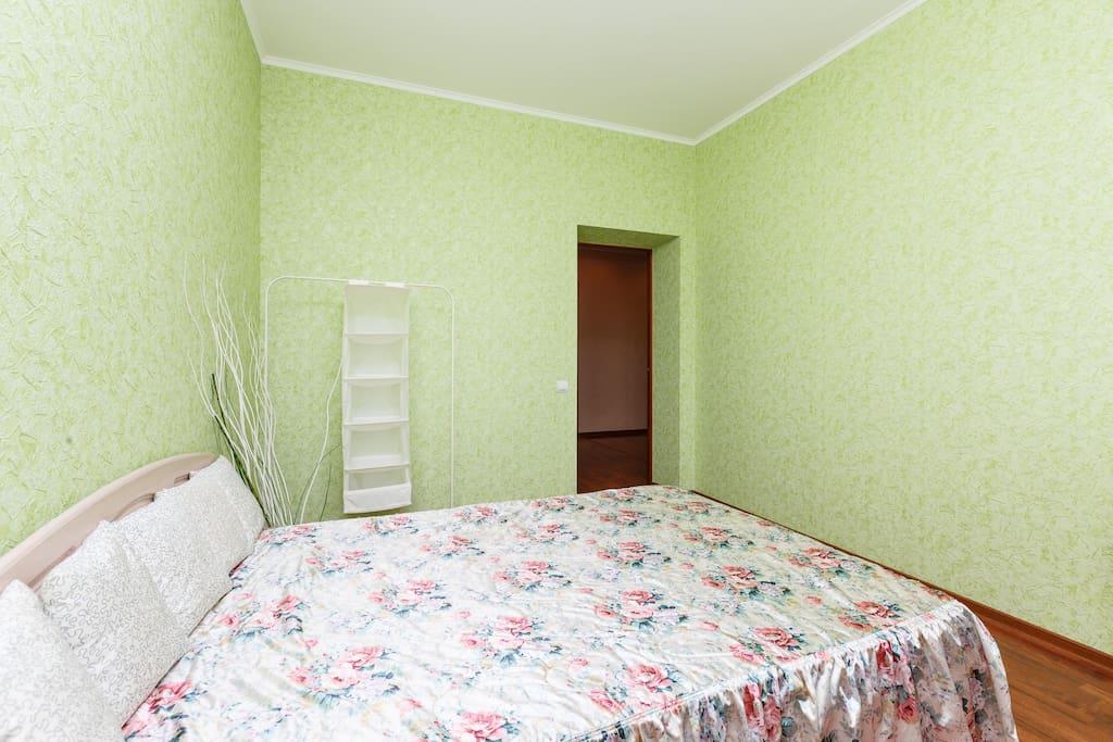 Двухкомнатная квартира Аквапарк