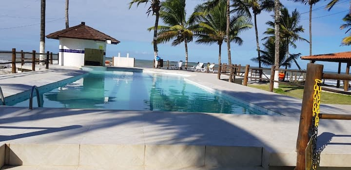 Apartamento Beira mar! Venha conhecer!