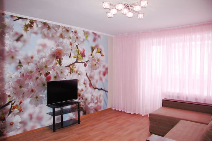 1 room apartment in the center - Sumy