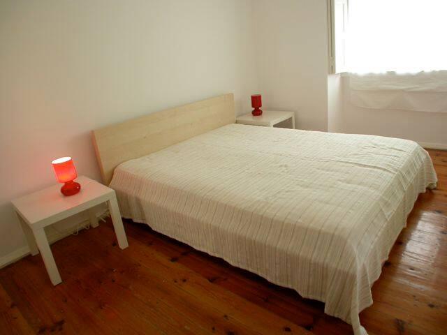 Apartamento confortável e muita luz - Lissabon - Appartement