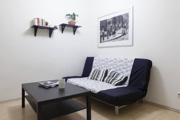 Apartments Ostrovni - cozy apartment