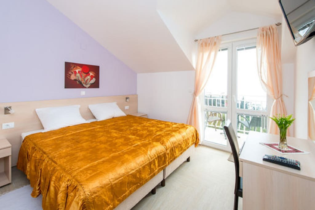 Comfortable and nice bedroom