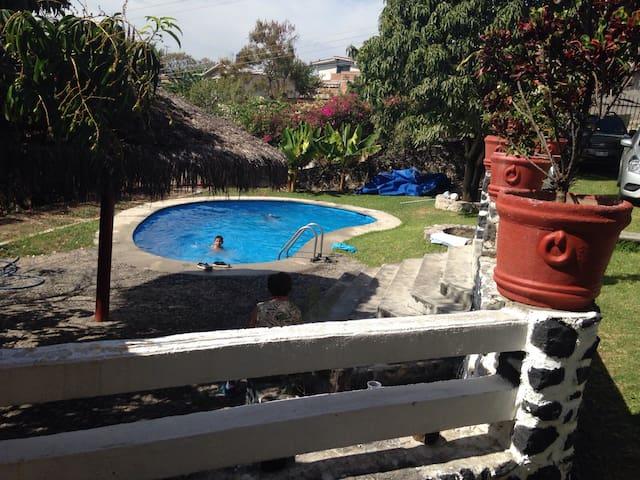 Casa familiar en Yautepec Morelos