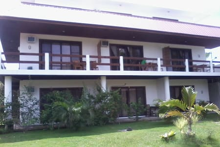 Private Island-pool view studio-near Beach-Panglao