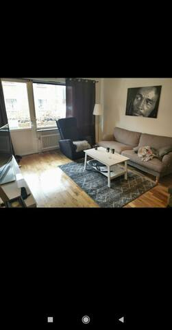 Apartment lägenhet