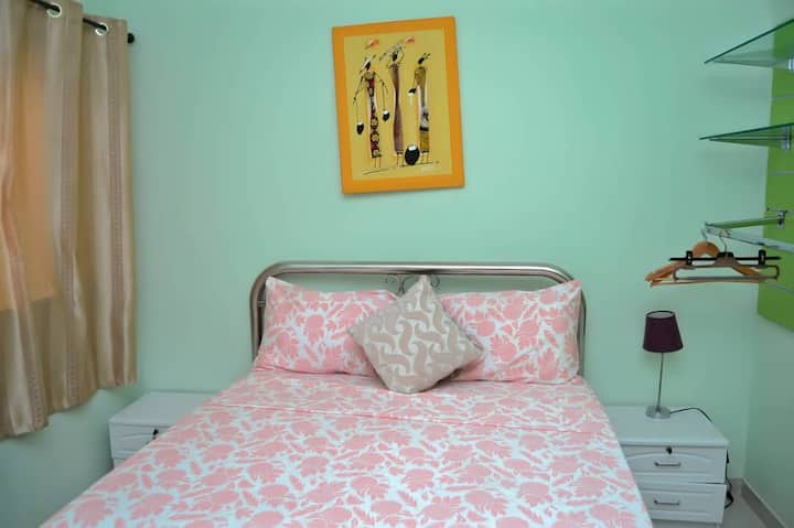 Chez ouly - Chambre 3