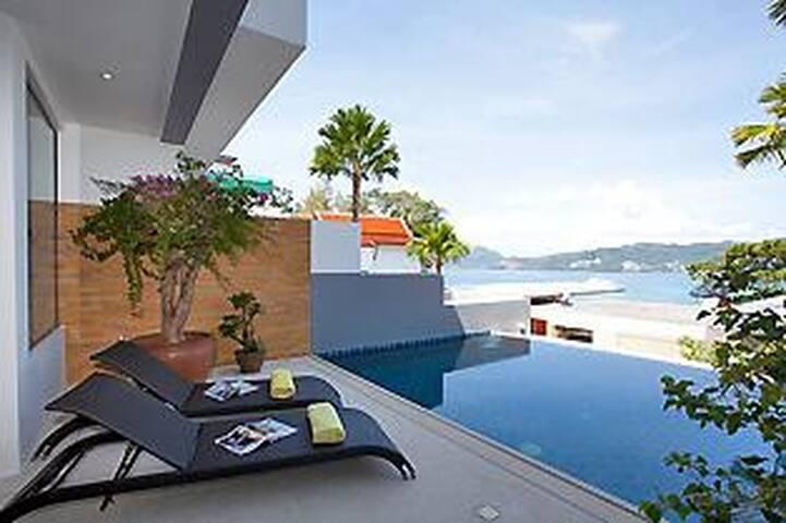 Akita Pool Villa 2 - Phuket, Thailand - House