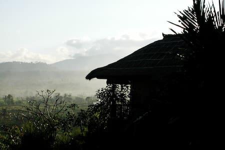 Kubu Carik Bali - Kaja