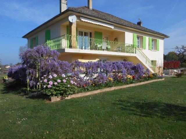 Logement au coeur des  bastides - Beaumont-du-Périgord - Dům