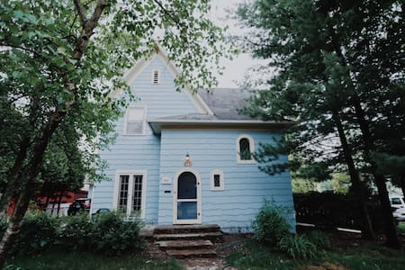 Old Blue Restored Historic Home