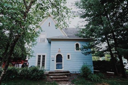 Old Blue Restored Historic Home