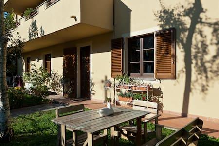 appartamento con giardino a Lucca - Lucca - Byt