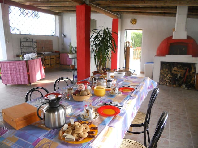la dolce collina a B&B with a view - Mombercelli - Bed & Breakfast