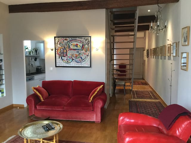2° étage, salon