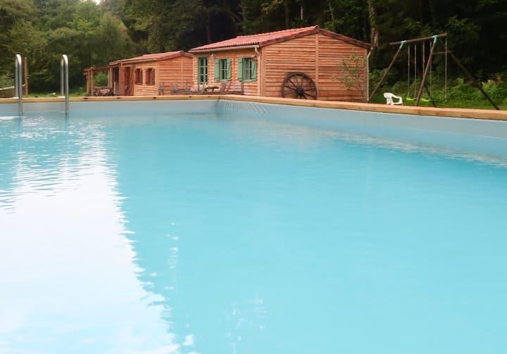 Riverside Retreat 3 at La ferme du lac