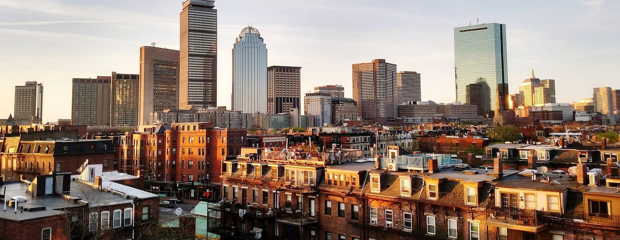 Vacation rentals in Boston