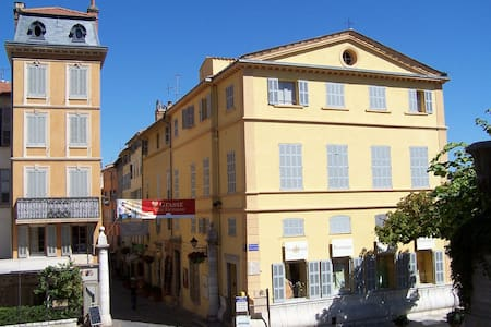 Lovely apartment in Grasse near Can - Grasse - Apartment