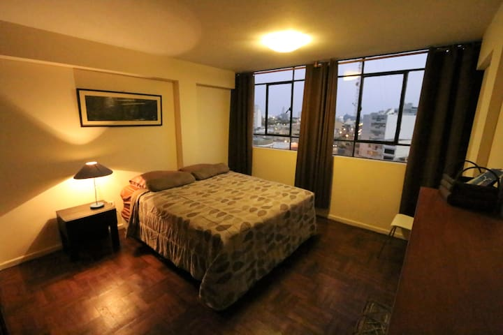 Beautiful and comfortable big room on San Isidro