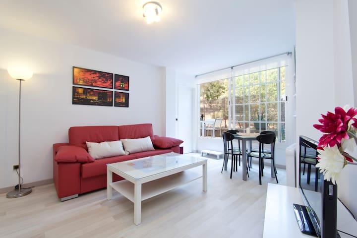 Apartment to 4 people to 36€ - Palma de Mallorca - Byt