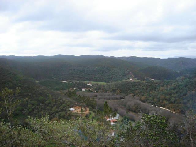 Costa Vicentina's holidays house - Odeceixe - Talo