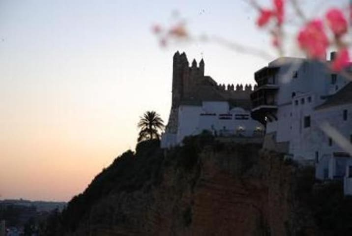 Cliff-edge House with Amazing Views - Arcos de la Frontera - Apartamento