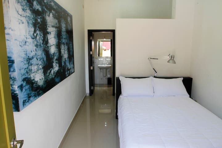 Double Deluxe Room in Playas Ecuador